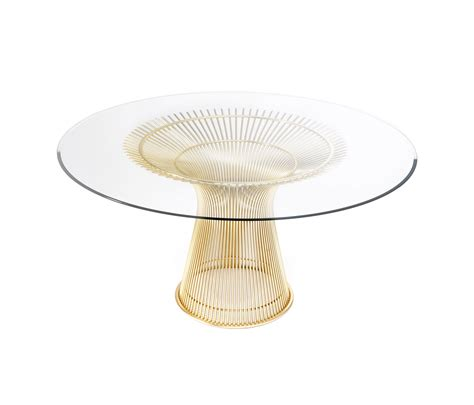 tisch address platner tisch esstische von knoll international architonic