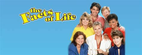 biography the facts of life facts of life site the facts of life logo gallery