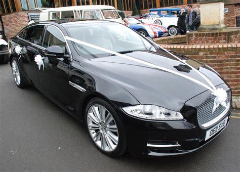 Xj Wedding Car by Black Jaguar Jaguar Xj For Weddings In Portsmouth Hshire