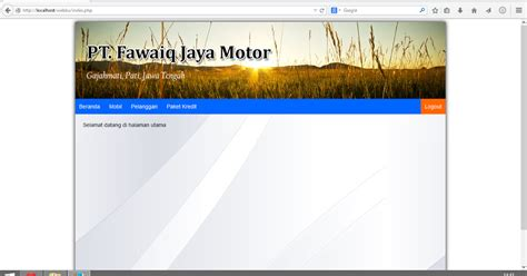 cara membuat halaman utama web dengan php membuat isi halaman web menjadi dinamis dengan php yukcoding