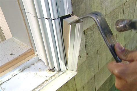 Diy Window Sill Replacement How To Replace An Existing Window With A Garden Window