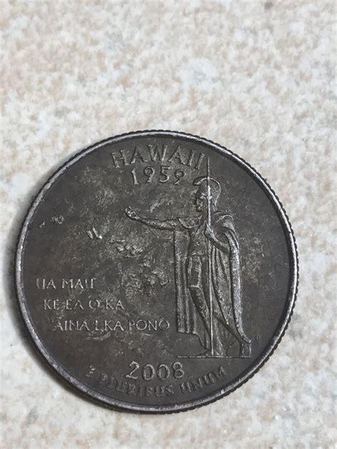 hawaii state quarter errors 2008 hawaii state quarter error coin talk