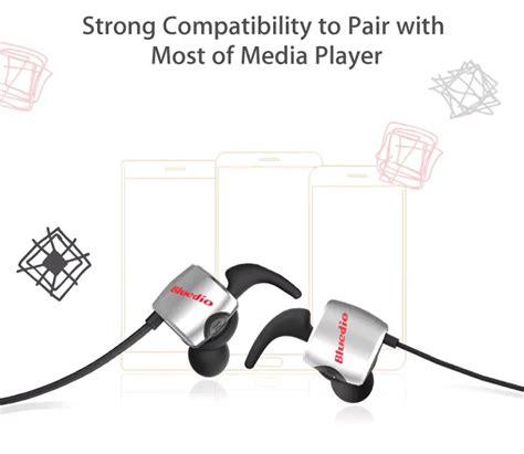 Bluedio Te Bluetooth 41 Wireless Sports Headphone Sweatproof Headset bluedio te wireless bluetooth sport headphones with mic black