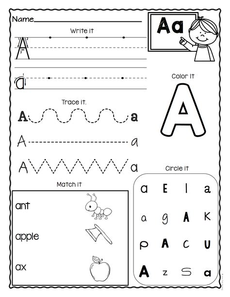 letter recognition worksheets letter recognition worksheets for esl homeshealth info 1436