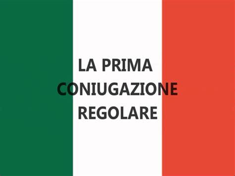 cucinare conjugation list of italian verbs ending in are parlando italiano