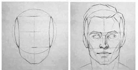 imagenes para dibujar a lapiz rostros forma basica para dibujar rostros a lapiz paso a paso 2