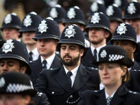 required police hair styles new police officers may need a degree in policing to