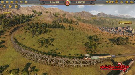 train layout game railway empire download free pc game torrent crack