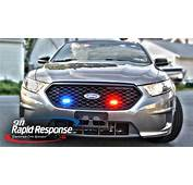 Undercover Blackout Package Ford Police Interceptor