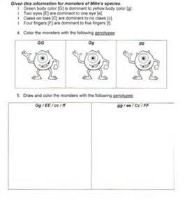 punnett square practice worksheets davezan