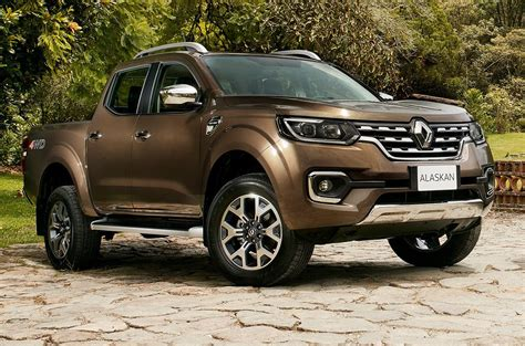 renault alaskan engine presented pickup of renault alaskan cars also bikes