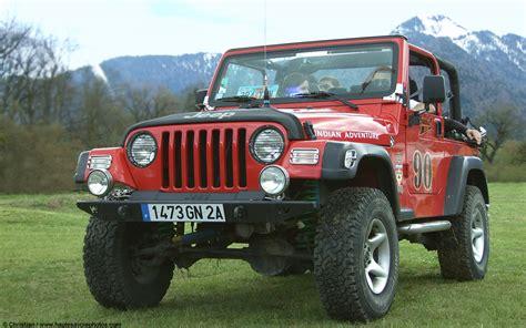 Jeep D Fond D 233 Cran En 1440x900 D Une Jeep Vue 224 La