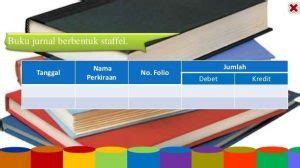 syarat membuat jurnal umum cara membuat buku besar