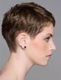 over ear hairstyles for women best pixie cut straight hair short sassy pixie