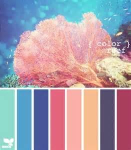 the sea colors 17 best images about color on color pallets
