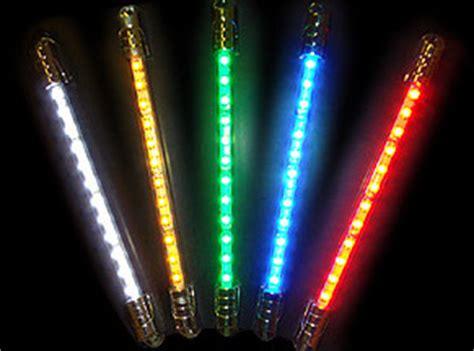 7 inch 12 LED Light Tube 60 Lumens LED Light Tubes LED Accent Lighting Super Bright LEDs