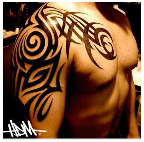 chest tattoo cost uk 14 best shoulder and chest tribal tattoo images on