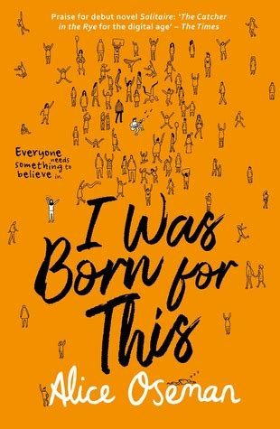 i was born for this by alice oseman - 000824409x I Was Born For This