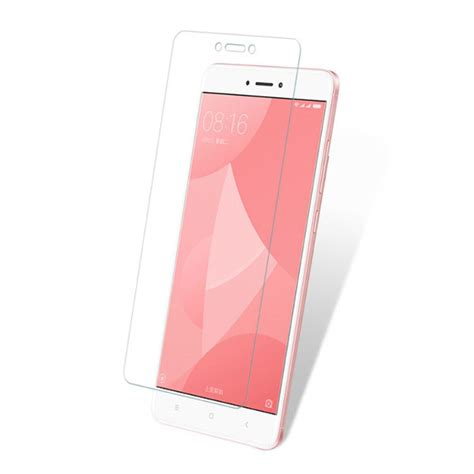 Anti Xiaomi Redmi 4x 1 bakeey anti explosion tempered glass screen protector for