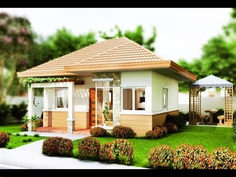 top  beautiful small house design  floor plans