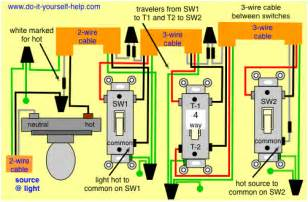 4 way switch wiring diagrams do it yourself help