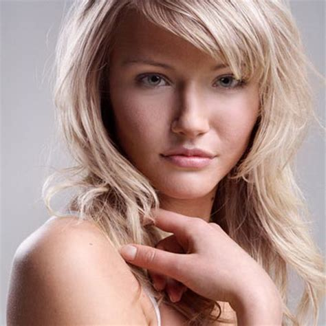 haircuts with side bangs and layers medium layered hairstyles with bangs