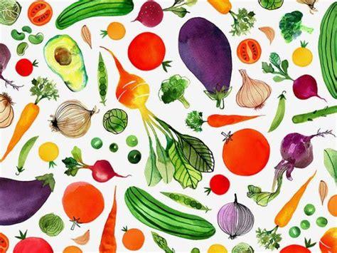 disegni alimenti per bambini disegni con le verdure da stare e colorare