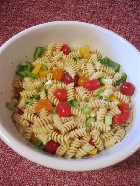 how to make a cold pasta salad recipe easy pasta salad pinterest trees bottle and olives