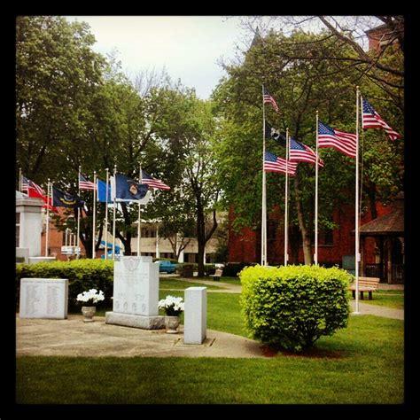 elmira ny wisner park downtown elmira history pinterest