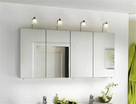spiegelschrank für badezimmer design badezimmer le