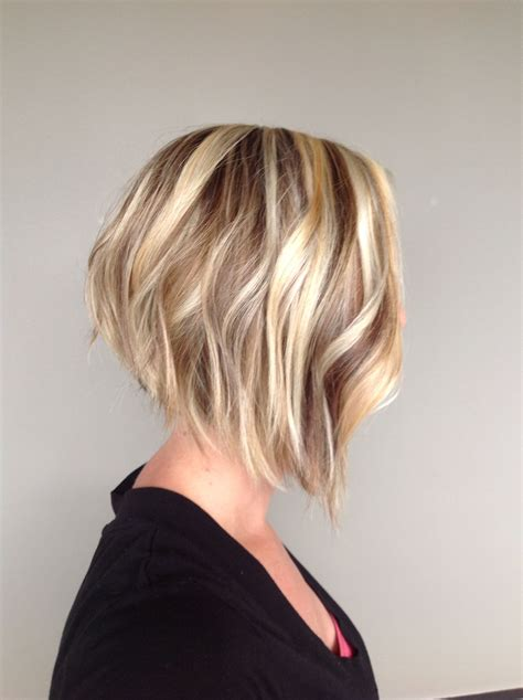 short angled bobs that can be wore straight or curly angled bob haircuts and undercuts pinterest angled