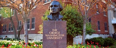 George Washington Executive Mba Ranking by Top 9 Colleges For An Degree In Washington Dc