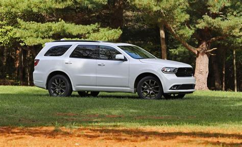2018 Dodge Durango   In Depth Model Review   Car and Driver