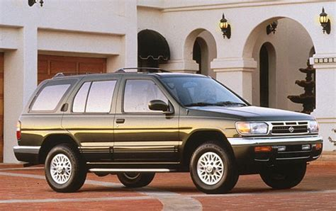 how does cars work 1996 nissan pathfinder parking system maintenance schedule for 1997 nissan pathfinder openbay