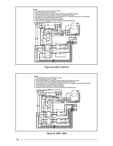 electric furnace wiring diagrams e3eb 020h on electric