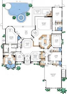 luxury home plans with elevators floor plans new homes photos