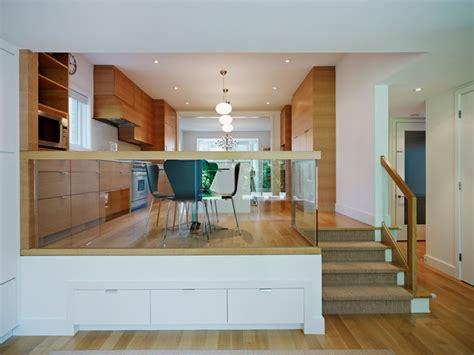 Custom toronto renovation modern kitchen toronto by south park design build