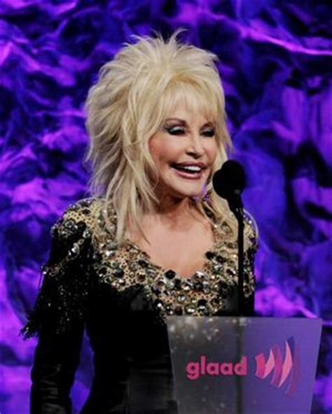 Dolly Parton Picks Kristin Chenoweth To Play In Biopic by Dolly Parton Present Awards To Kristin