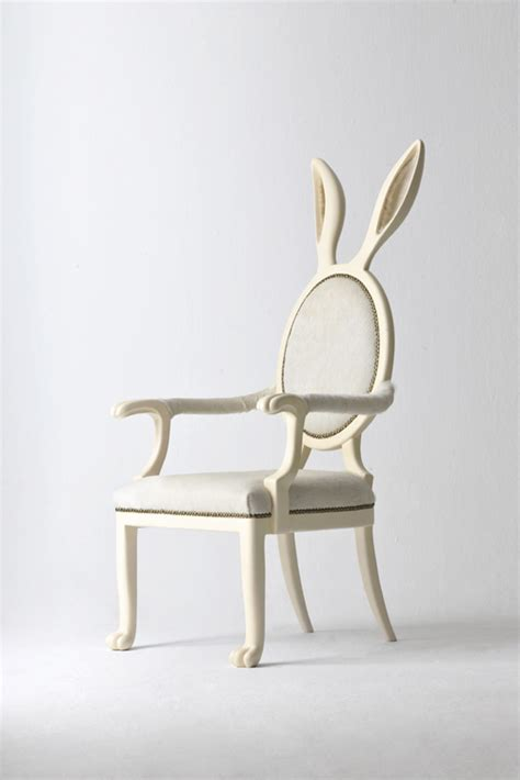 Bunny Chair by The F Word Bunny Chair