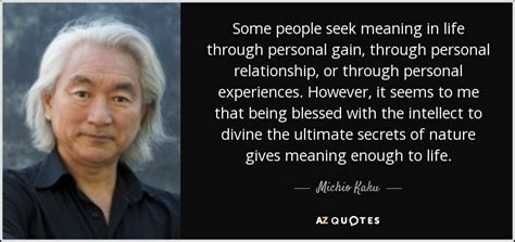 personal biography meaning michio kaku quotes quotesgram