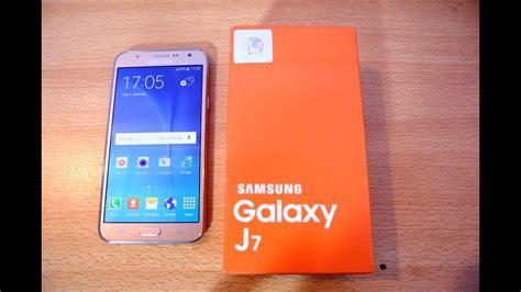 Tulang Samsung J7 2016 Gold samsung galaxy j7 gold unboxing setup look hd