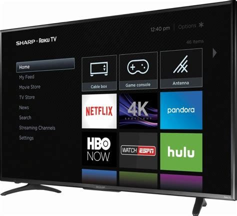 sharp   smart tv   shipped regularly