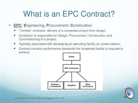 Difference Between Design Build And Epc Contract | epc v epcm contracting a comparison