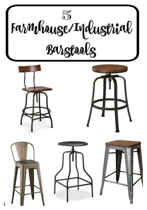 modern farmhouse counter height stools 5 decorative milk cans for the farmhouse look timeless