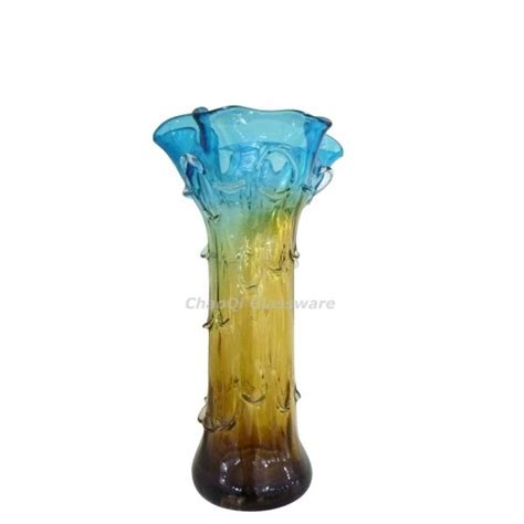 Bulk Vases by China Colored Bulk Glass Vases Cqv 156 China Glass