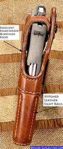 Handmade Leather Pistol Holsters - 25 unique gun holster ideas on best concealed