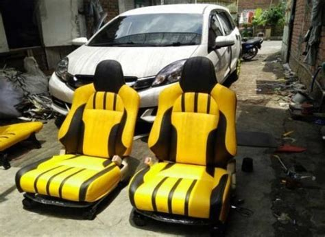 Sarung Jok Mobil Lung Bekleed Jok Honda Mobilio Modifikasi Cover Bekleed Jok