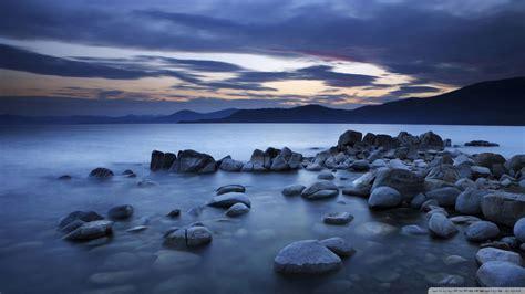 water rocks evening wallpaper 1920x1080 226893