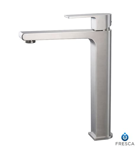 Fresca Faucets Reviews by Fresca Fft9152bn Allaro Single Vessel Mount Bathroom