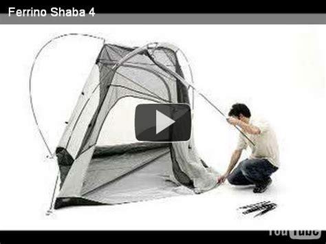 come si monta una tenda come montare una tenda ferrino shaba4